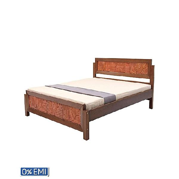 Allex Furniture Wood Bed AF-WD-B-07
