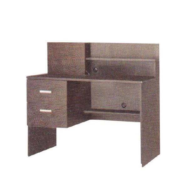 Five Brothers Stylish Design 4x5 Feet Renti Koroi Reading Table with Drawer - Chocolate NWCV656420_4