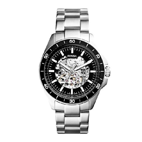 Fossil Stainless Steel Analogue Watch For Men ME3146