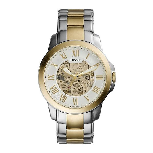 Fossil Stainless Steel Watch for Men ME3112