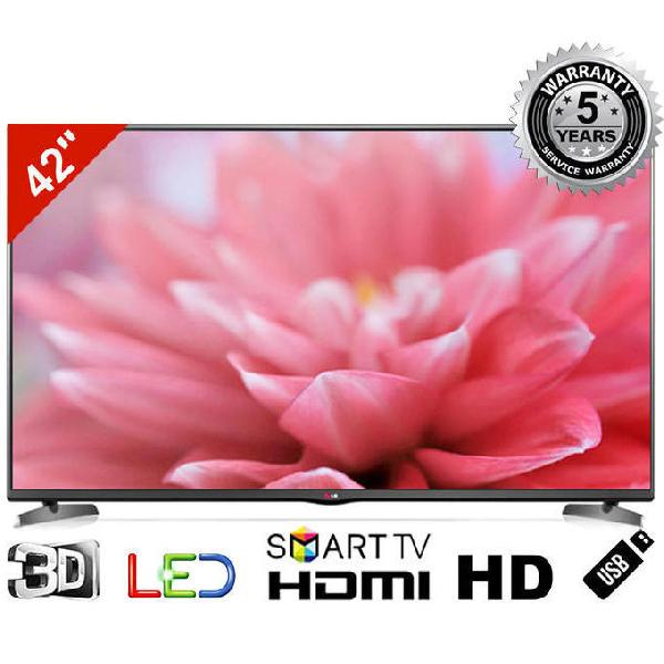 LG Cinema 3D Smart LED TV LB623T