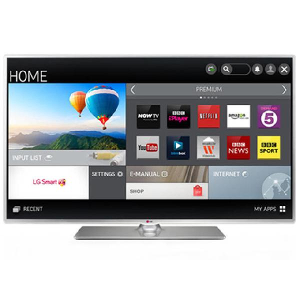 LG Full HD SMART LED TV LB580V