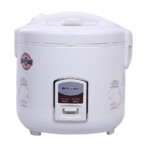 Stoneware microwave rice cooker