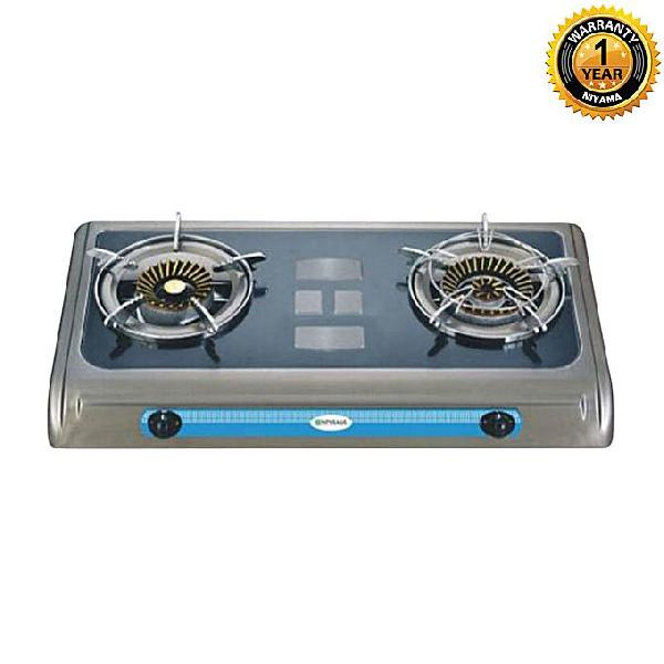 Niyama Double Burner NG Gas Stove NGS-201