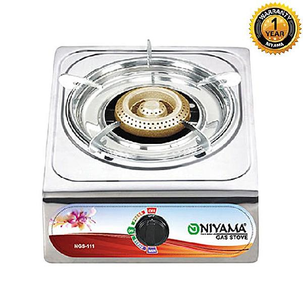 Niyama Single Burner NG Gas Stove NGS-111