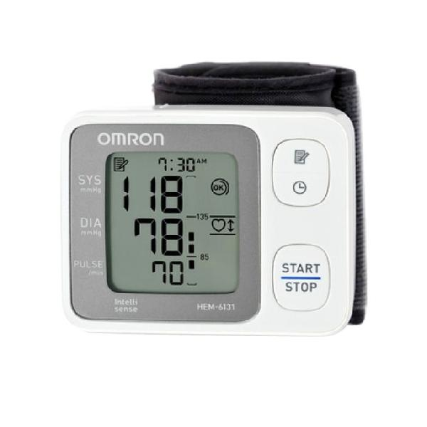 Omron Automatic Wrist Blood Pressure Monitor HEM-6131