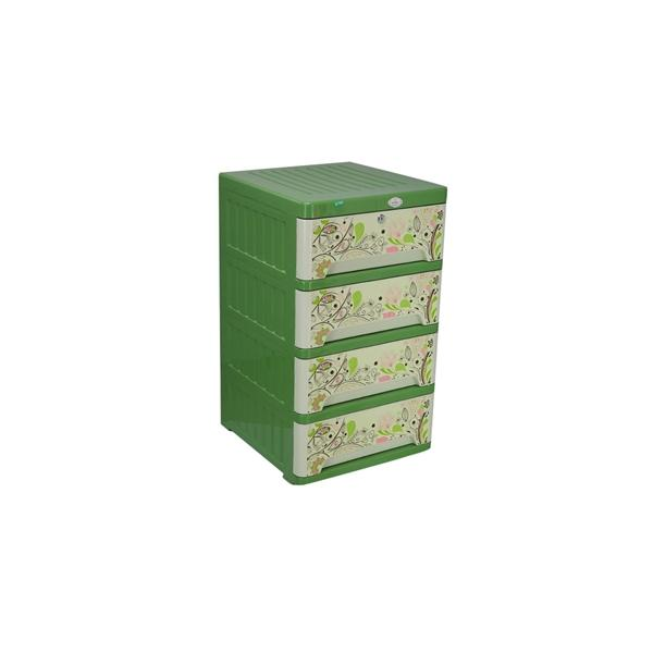 RFL Classic Closet 4 Drawer Orchid 838235