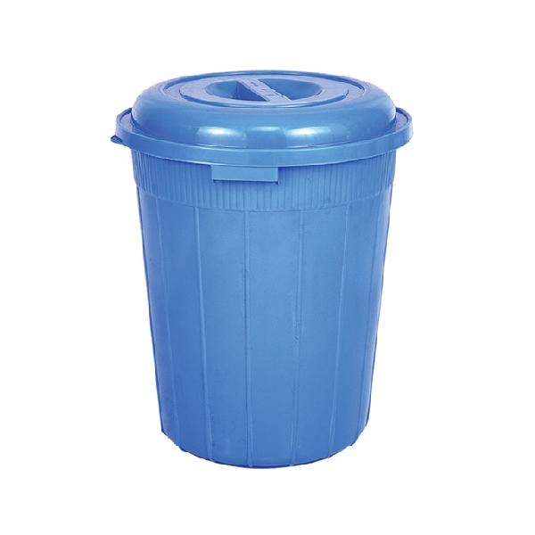 RFL Drum Bucket with Lid 100Ltr Blue 86786