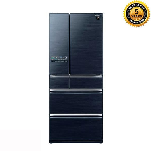 Sharp 6 Doors Refrigerator SJ-GF60WAR
