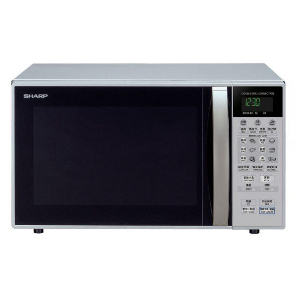 Sharp Double Grill Convection Microwave Oven R-898C-S