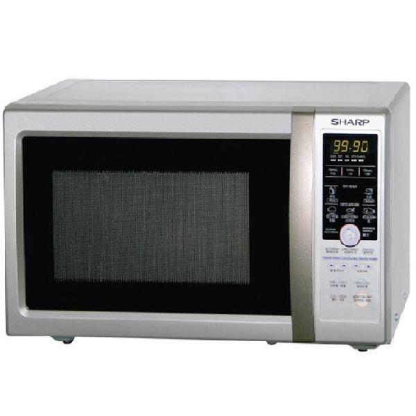Sharp Microwave Oven R 268R(S)