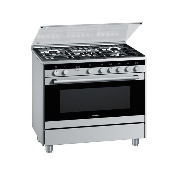 Siemens Stainless steel Gas Cooker HG73G6355M