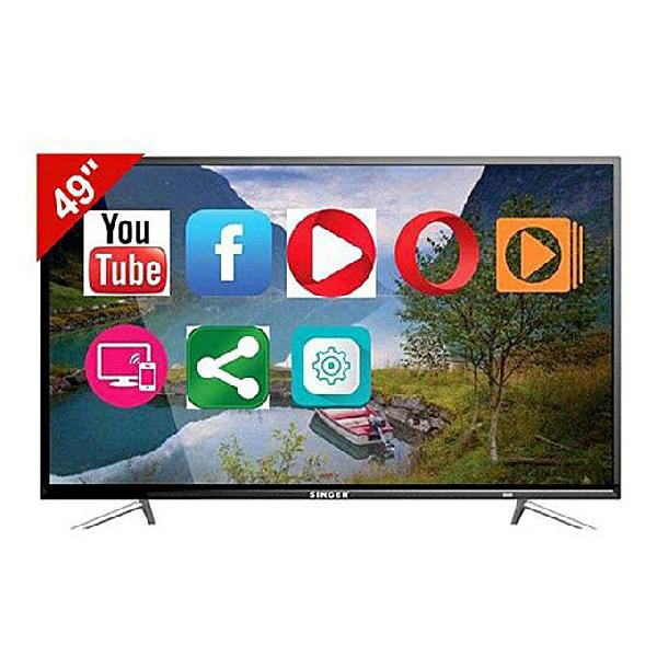 "Singer 49"" Smart LED TV SLE49E2SMTV"