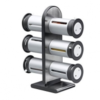 6 Pieces Magnetic Spice Stand M-303-37749