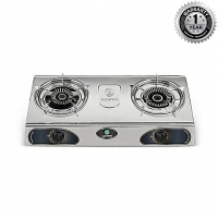 ACI Double Burner Auto Ignition LPG Gas Stove B35