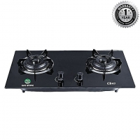ACI Double Burner Auto Ignition LPG Gas Stove CB47