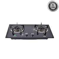 ACI Double Burner Auto Ignition LPG Gas Stove CB48