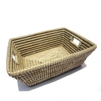 Agrey Square Fruit Basket 11052