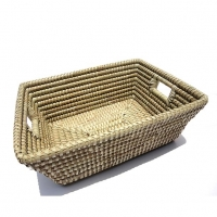 Agrey Square Fruit Basket 11053