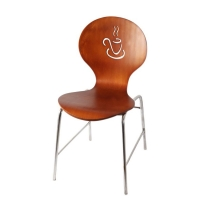 Allex Furniture Fixed Chair AF:CF-SS-AB-001