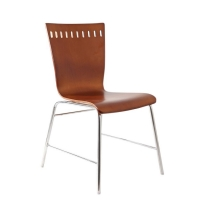 Allex Furniture Fixed Chair AF:CF-SS-AB-007