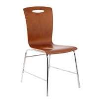 Allex Furniture Fixed Chair AF:CF-SS-AB-037