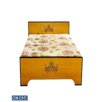 Allex Furniture Melamine Board Bed AF-LB-B-25