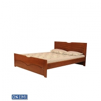 Allex Furniture Wood Bed AF-WD-B-22