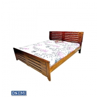 Allex Furniture Wood Bed AF-WD-B-24