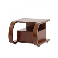 Allex Furniture Wood Bed Side Table AF-WD-BST-11