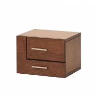 Allex Furniture Wood Bed Side Table AF-WD-BST-12