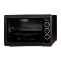 ASEL Electric Oven AF 0723E