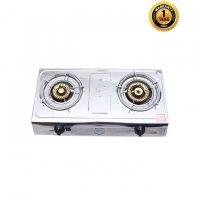 Atom Double Burner Cooking Stove (LPG) G0516