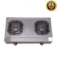 Atom Double Burner Cooking Stove (LPG) G0528B