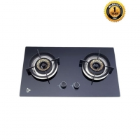 Atom Double Burner Cooking Stove (LPG) G1058