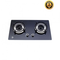 Atom Double Burner Cooking Stove (LPG) G1065