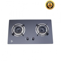Atom Double Burner Cooking Stove (LPG) G1078