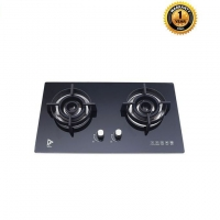Atom Double Burner Cooking Stove (LPG) G1089
