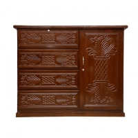 Best Furniture MDF Premium Wardrobe MWR041