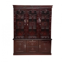 Best Furniture Modern MDF Deluxe Cabinet MDC021