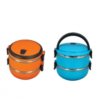 Bright Premium Bright SS Lunch Box 2 Pots 80548