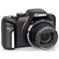 Canon Digital Camera SX170 IS