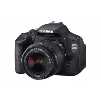 Canon DSLR Camera  EOS 600D