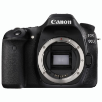 Canon DSLR Camera EOS 80D