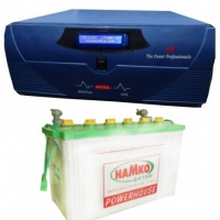 Digital IPS Cum UPS LCD Display 2 Hours Backup 400VA