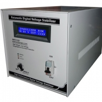 Digital Short Circuit Protection Voltage Stabilizer 5KVA