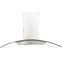 E.F Kitchen hood CK-VETRO