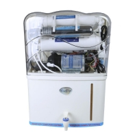Eva Pure Water Filter 5stage RO+UV