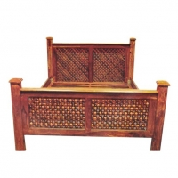 Five Brothers Stylish Bed SV15292