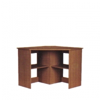 Five Brothers Stylish Design 3x4 Feet Teak Reading Table CWV324292_3x4